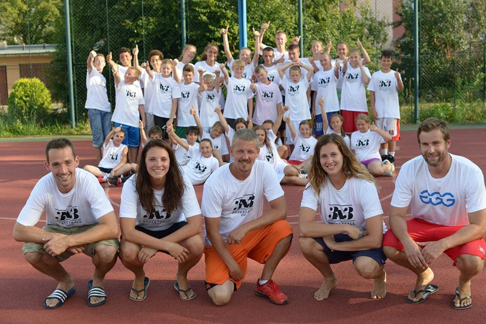3x3 Basketbalový Camp 2015